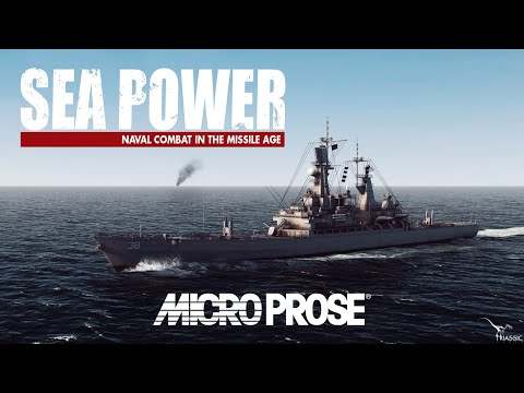 Sea Power Is The Quintessential MicroProse Game