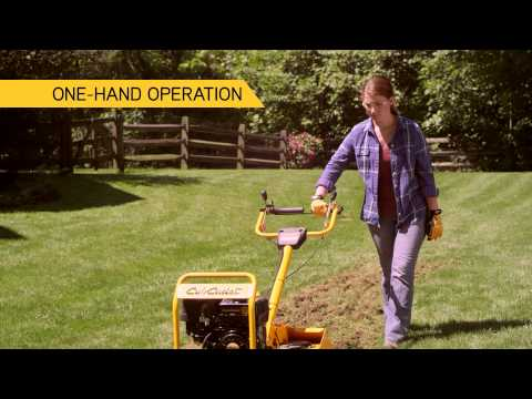 2019 Cub Cadet VT 100 Garden Tiller in Jackson, Missouri - Video 1