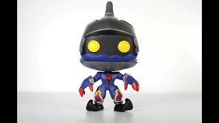 Kingdom Hearts III SOLDIER HEARTLESS Funko Pop review