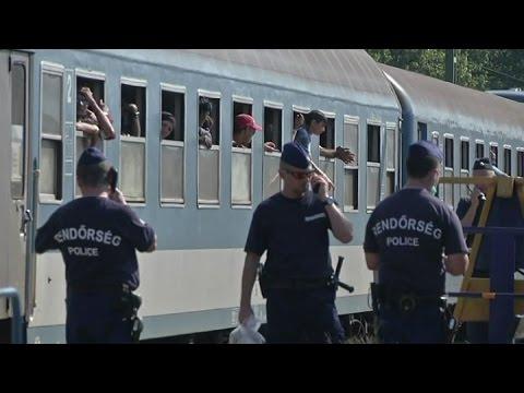 Europe : Le difficile parcours des clandestins syriens