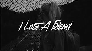 FINNEAS   I Lost A Friend (Lyrics)
