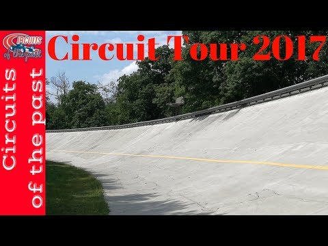 Circuit Tour 2017 Part 1   Germany - Austria - Italy