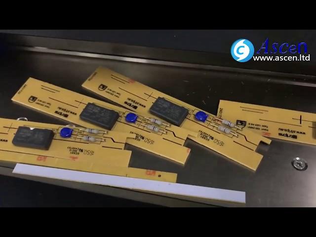 PCB cutting machine , PCB separator , PCB depaneling machine, PCB V-cut separator, auto PCB separator