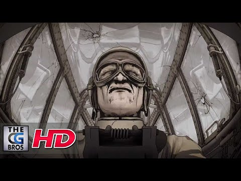 "CGI Animated Short Film Trailer : ""Paths of Hate"" by  Platige Image"