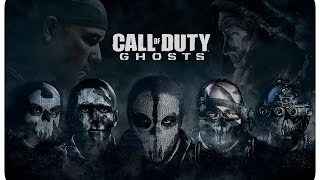 Call Of Duty Ghosts Pelicula Completa Español  Todas Las Cinematicas 1080p  Game Movie
