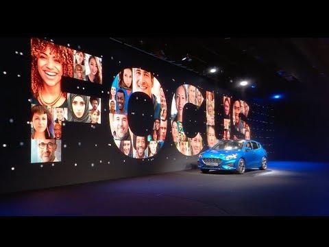 Ford Focus Sedan Седан класса C - рекламное видео 3