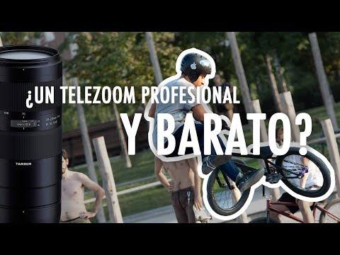Review Tamron 70-210 f4 VC USD ¿El mejor telezoom relación calidad precio? | David López