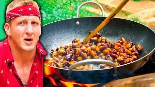 1000 ANT BITES!! DANGEROUS Catch and Cook in Vietnam!!! | Surviving Vietnam Part 4