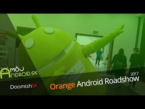 Android Roadshow 2017 v Bratislave! 4K