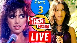 80's SINGERS THEN AND NOW PART 3 LIVE