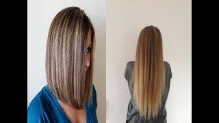 Caramel Brown Hair Color For Long Straight Hair