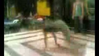 preview picture of video 'Breakdance in Syria, Damascus'