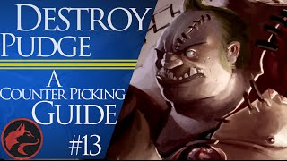 How to counter pick Pudge -Dota 2 Counter picking guide #13