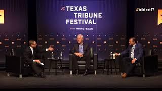 Sen. Cruz Discusses Hurricane Harvey Recovery at the Texas Tribune Festival - September 24, 2017