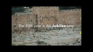 Rapture in the FINAL Jubilee Year that ends In June 2018?