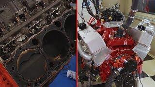 How To Teardown, Rebuild, & Dyno A Small Block Chevy Engine