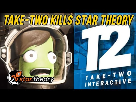 Take-Two terminated KSP 2 contract from Star Theory, and then tried to steal its employees
