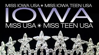 Carley Arnold Miss Iowa Teen USA 2017 Crowning