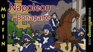Muffin Stories - Napoleon Bonaparte