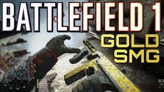 Battlefield 1: Gold Annihilation - Ps4 Pro Multiplayer Gameplay