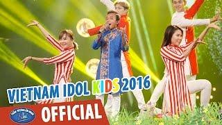 VIETNAM IDOL KIDS 2016   GALA 6   NẮNG CÓ CÒN XUÂN   HỒ VĂN CƯỜNG