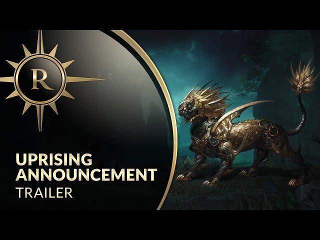 Revelation Online - Uprising Announcement Trailer