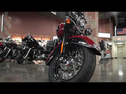 2020 Harley-Davidson Heritage Classic 114 in Mauston, Wisconsin - Video 1
