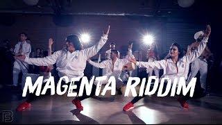 "DJ SNAKE - ""MAGENTA RIDDIM"" Bhangra Funk Dance | Chaya Kumar and Shivani Bhagwan Choreography"