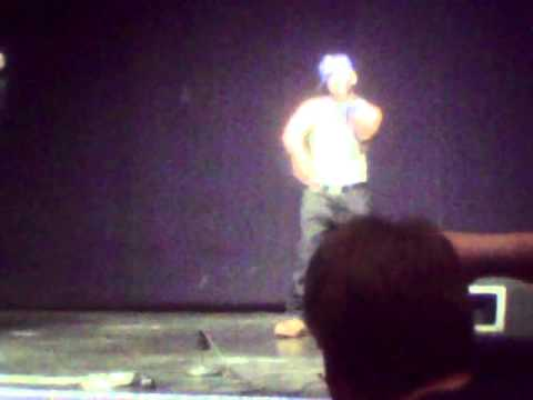 RapStarr kills it at the 2011 Spring Talent Show case at Cal U!!!!!!