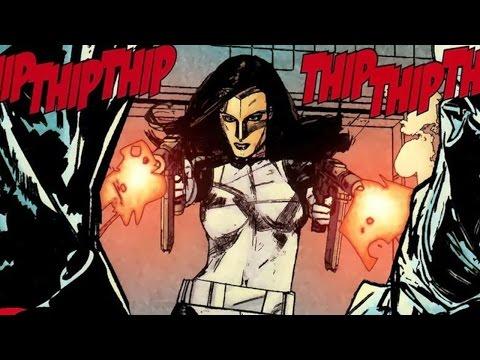 Super Villain Origins: Madame Masque