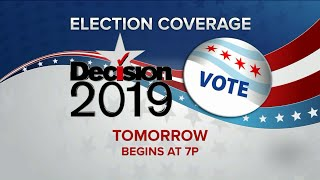 Chicago mayoral candidates make final push before Election Day