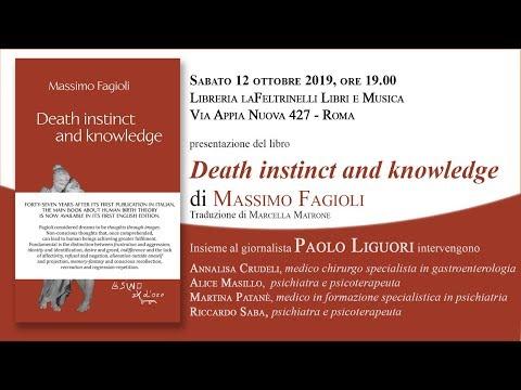 Death instinct and knowledge