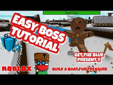 NEW* YELLOW PRESENT FLY GLITCH! | Build A Boat For Treasure ROBLOX