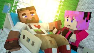 Диллерону стало плохо во время записи!! - Прятки Minecraft 41