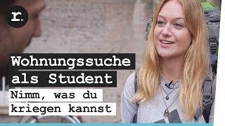 Keine WG-Zimmer für Studenten - Wohnungssuche zu Semesterbeginn   reporter