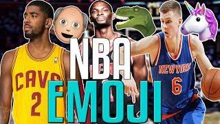 GUESS THAT NBA PLAYER BY EMOJI PART 2   KOT4Q