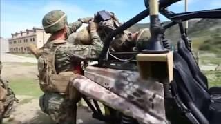 Морская пехота США осваивает новейшие военные гаджеты