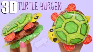 DIY 3D PAPER SQUISHY | How to make a squishy without foam #22