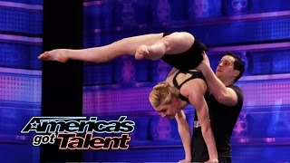 The Famtastix: Family of Clog Dancers Have the Right Moves - America's Got Talent 2014 (Highlight) thumbnail