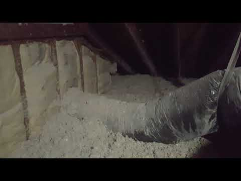Homeowners in Freehold, NJ Upgrades Attic...