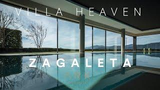 Villa Heaven | The Most Pure Contemporary Architecture Zagaleta | Design And Build By ARK Architects