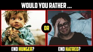 Would You Rather | #2 | 15 Hardest Choices Ever | BuzzMoy