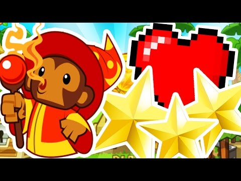 10,000 LIVES IN HARD ODYSSEY MODE WITHOUT HACKS - BLOONS TOWER