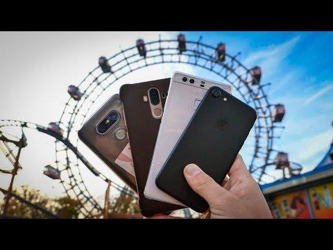Huawei Mate 9 vs iPhone 7 – Camera Test Comparison