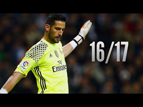 Kiko Casilla ● Saves Compilation ● 2016/17|Real Madrid|HD