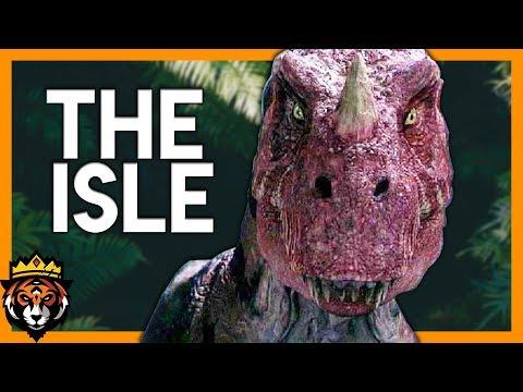 Fully Grown Ceratosaurus Pack Hunting! (The Isle Gameplay) #2