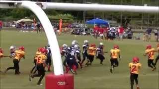 preview picture of video 'Week 2 KBay Patriots vs Makaha Highlights'
