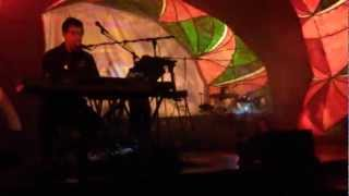 Animal Collective Applesauce Live at Warehouse Project Manchester 08/Nov/12