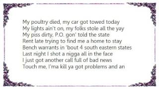 Boyz N da Hood - Don't Put Your Hands On Me Lyrics