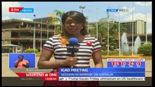 IGAD leaders hold crucial meeting on crisis in Somalia